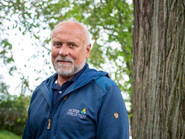 Friluftsliv er i vinden som aldri før, men likevel får friluftslivsorganisasjonene stadig mindre støtte over Statsbudsjettet, skriver Knut J. Herland, styreleder i Norsk Friluftsliv.