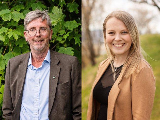 Vi må tørre å spørre hverandre hvordan vi egentlig har det, og senke terskelen for å prate om det vi synes er vanskelig, skriver Maren Grøthe og Knut Arne Strømøy (Sp).