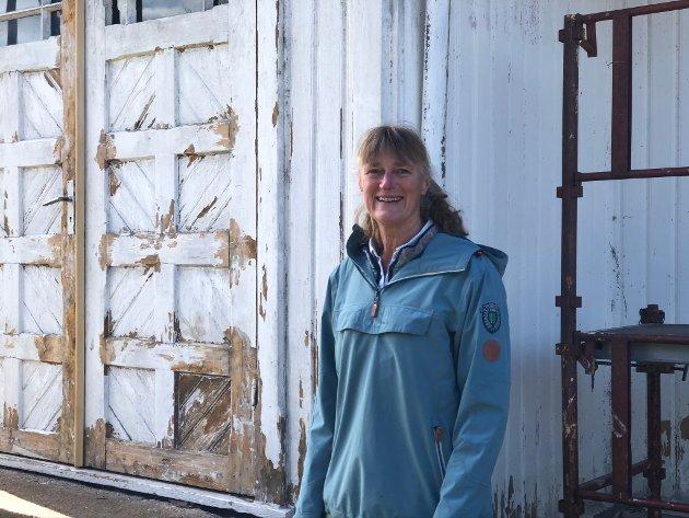 Line Mørch er leder av Human-etisk forbund i Tvedestrand.