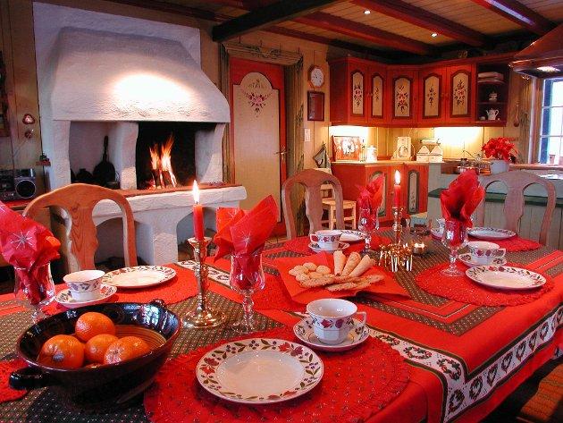 Samlingstid: Jula er samlingstid for mange av oss. I år blir jula annleis.