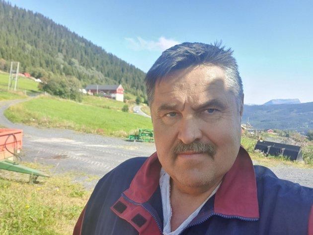 Haldor Ødegård er ordførar i Vestre Slidre og nestleiar i Hovedutval for samferdsel i Innlandet Fylkeskommune