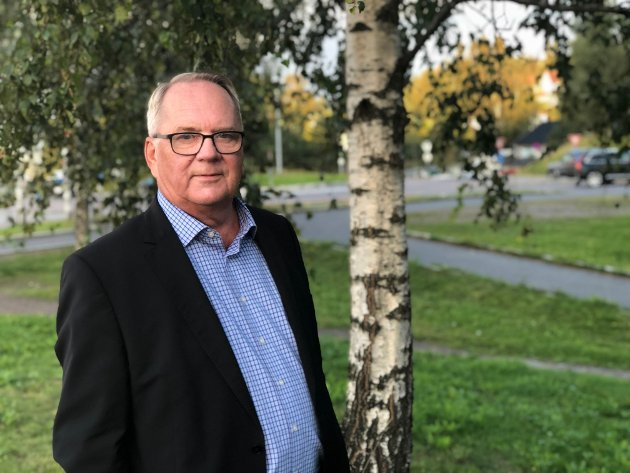 SATS PÅ HELSEHUS: Det vil være en stor fordel for bygda å samle helseaktivitetene i et eget helsehus, mener Frps Erland Vestli og Jorunn Rønningen.