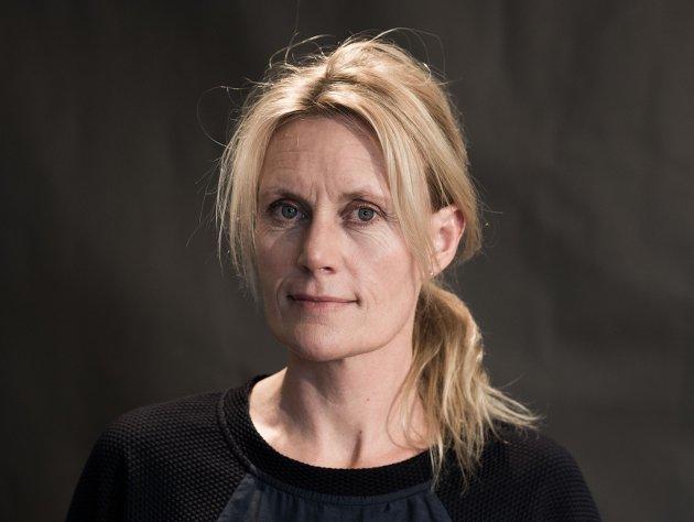 Redaktør Guri Jortveit