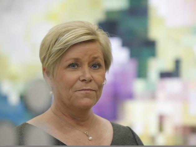 TILLATER PROFITT: Private kjeder tar ut store overskudd fra barnehagedrift – med Siv Jensens støtte.