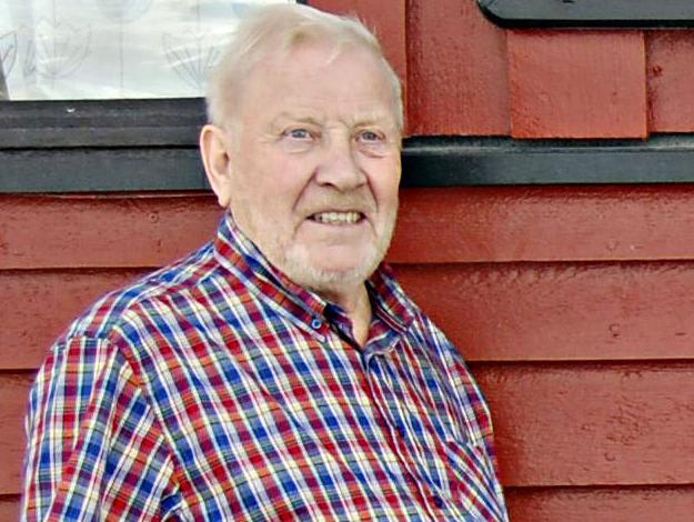 KLAR TALE: Eks-ordfører Knut Baardset i Aure er oppbrakt over 6K-alternativets «fullstendige fravær av tanker og støtte til industripolitikk» i intenskonsavtalen mellom de seks kommunene.  Foto: ARKIV