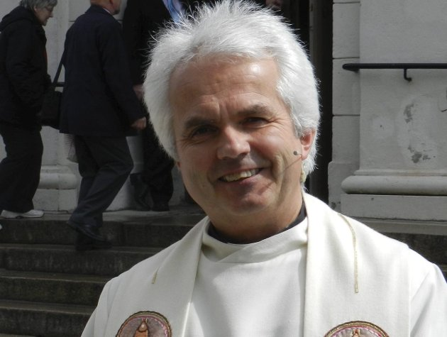 SOGNEPREST: Jan Boye Lystad.