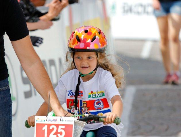 Kids Tour of Norway, Halden 2021