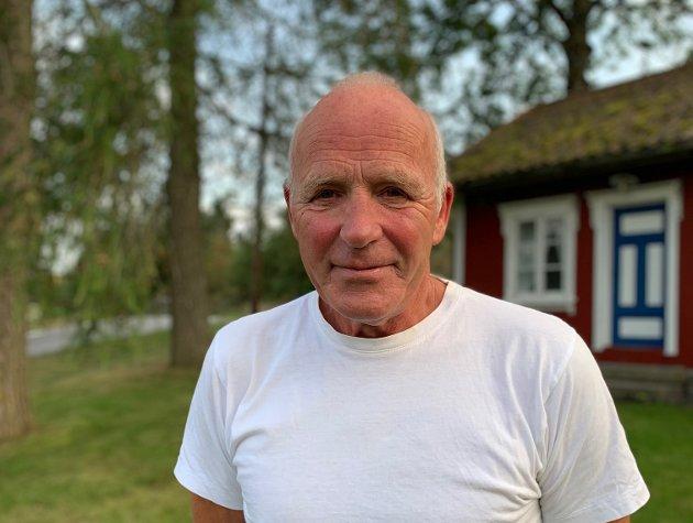 Politireformen: John Martin Snopestad, Listekandidat for Rakkestad Sp