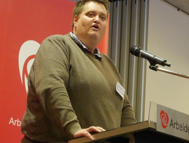 YTRING: Innleggsforfatter Ole Henrik Grønn