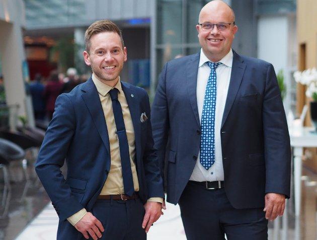 KOMPLISERT: Det finst ingen perfekt inntaksmodell for ungdom som søkjer vidaregåande, men Senterpartiet er nøgde med modellen Vestland fylkeskommune har skapt, seier Alexander Fosse Andersen og Sigurd E. Reksnes.