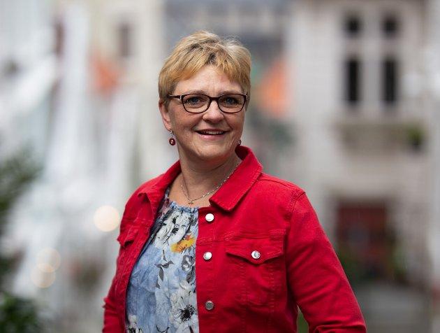 Trude Brosvik er gruppeleiar for Vestland KrF og medlem i samferdsleutvalet