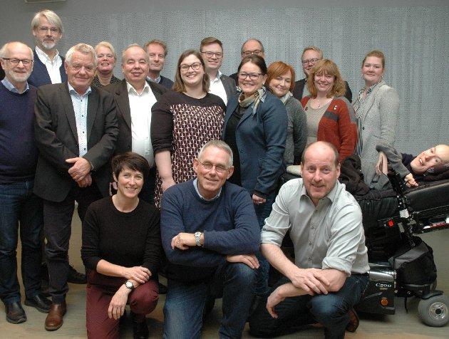 INNLANDSMAKT: Politikere i Hedmark og Oppland skal foreslå hvordan Innlandet skal organisere seg.