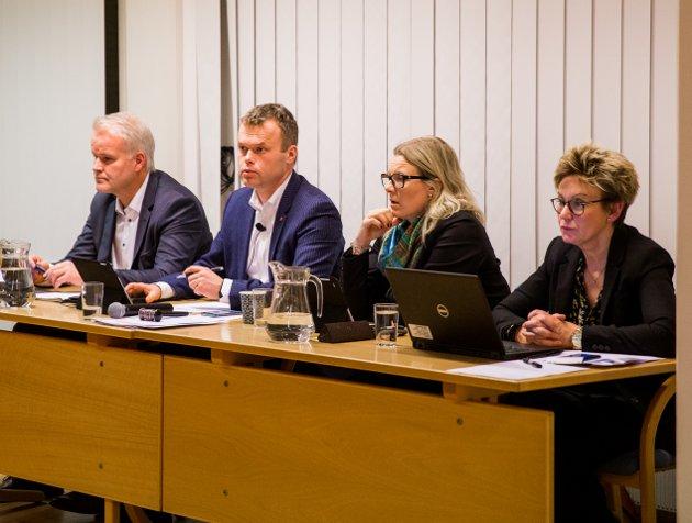 KNUTE: Det er åpenbart krevende for Lillehammer kommunes ledelse å styre helse- og omsorgsbehovene i tråd med vedtatt budsjett. Foto: Aleksander Myklebust