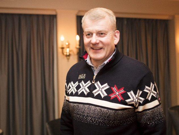 Avventende: Skipresident Erik Røste kan ikke love økt økonomisk støtte til WC-arrangement i Lillehammer.