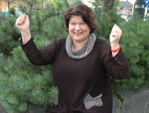 JOBB: Anita Ihle Steen, ordfører og leder i Innlandet Ap. Tør hun utfordre sitt eget parti til en Innlandspolitikk?