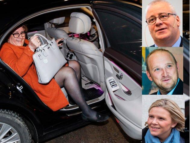 FORSKJELL?:Ble noe annerledes med Olaug Bollestad (KrF) som landbruksminister enn det var under tre statsråder fra Frp?