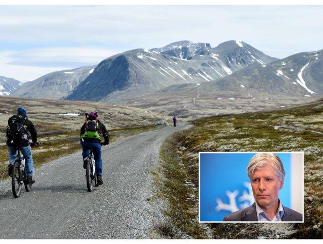 VERN: Ola Elvestuen kommer ventelig med massive verneforslag. Hvor reell blir den lokale innflytelsen da, Høyre?