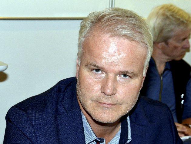 Uklokt: Rådmann Tord Buer Olsen har ansvar for et uklokt hemmelighold.