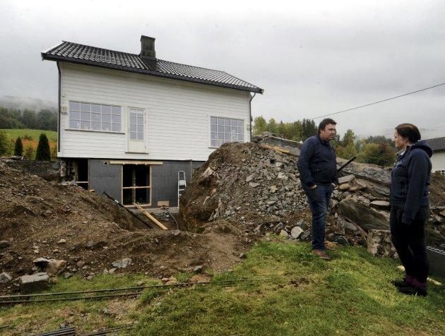 MARERITT: Grunnlaget boligkjøpere får før et kjøp er for ofte mangelfulle.