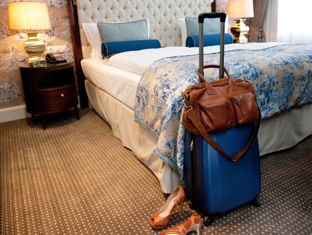 Slutt: Mange hotellansatte har fått varsel om oppsigelse. Nå rammes særlig lavtlønte hardt av korona-krisen.Foto: NTB Scanpix