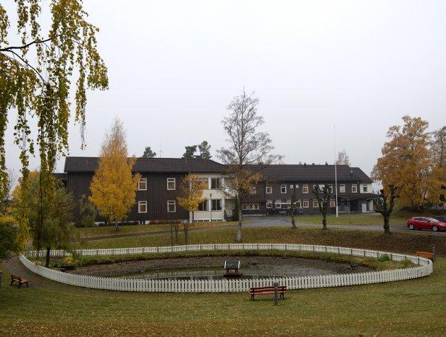 Vekst: Granheim, nedlggingstruet lungesykhus, framtidig utbyggingsområde nært Lillehammer?