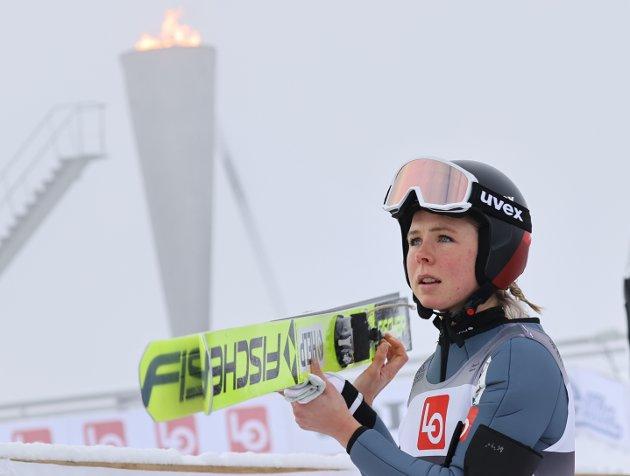 Likestilling: Maren Lundby engasjerer seg for likestilling i idretten. Det trengs.