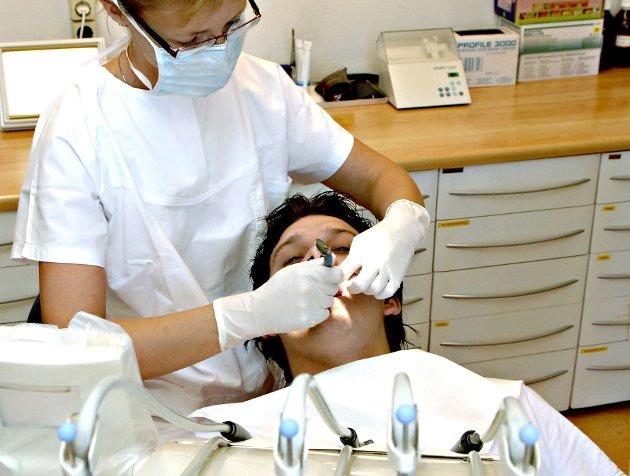 RUNDTUR: Ambulerende tannleger kan være en god løsning for Innlandet.