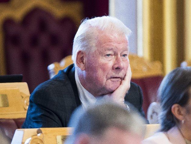 OSLO FØRST: Frp sin førstekandidat i Oppland, Carl I.  Hagen, setter Oslos innbyggere først.