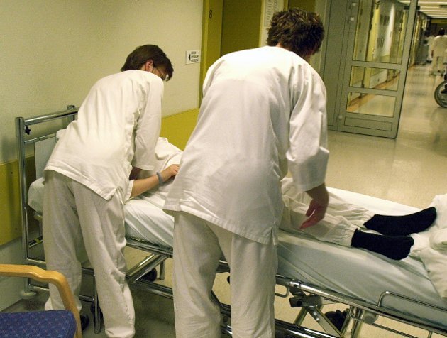 Rekruttering: Færre søker helsefagutdanning i Innlandet. På litt sikt er det kritisk. Arkivfoto