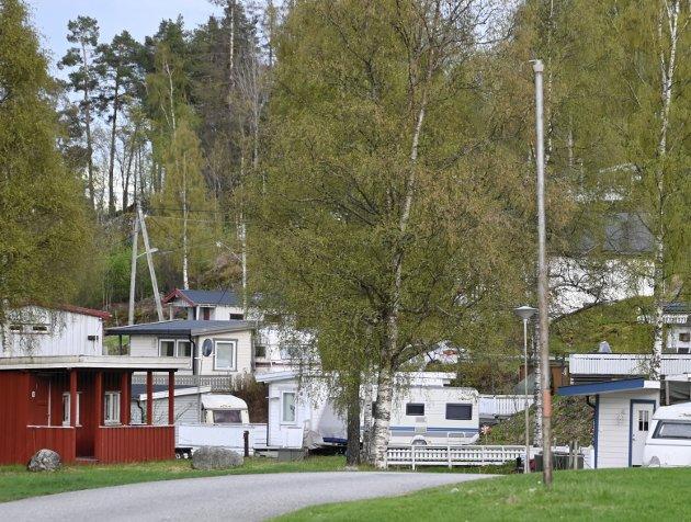 Vekst: Campingturismen vokserArkivfoto