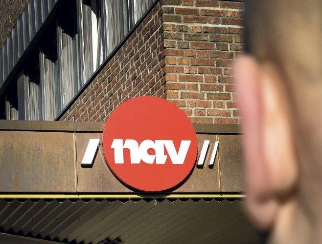 Sikkert?: Vi må snakke om sikkerheten til Nav-ansatte, men også om brukeres behov for tilgjengelighet.Foto. NTB