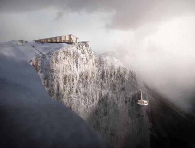 Hardanger skylift handler om arbeidsplassar, skriv Bernt Jarle Storhaug.