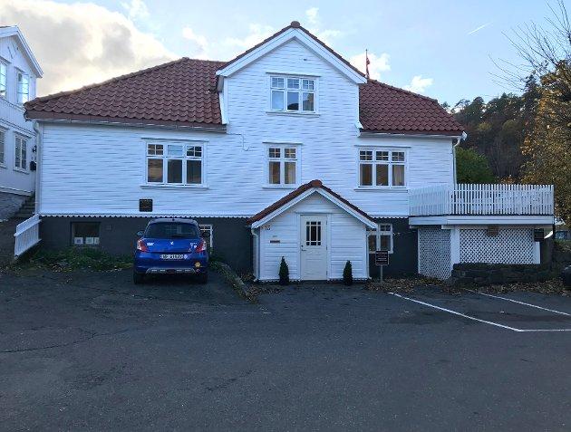 Kragerø menighets hus i Skippergata 13