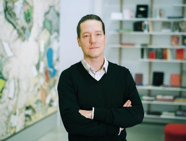 Lars Petter Hagen, rådsleder i Kulturrådet.