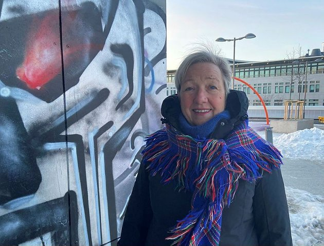 Fylkesråd for kultur, klima og miljø i Nordland fylkeskommune Kirsti Saxi