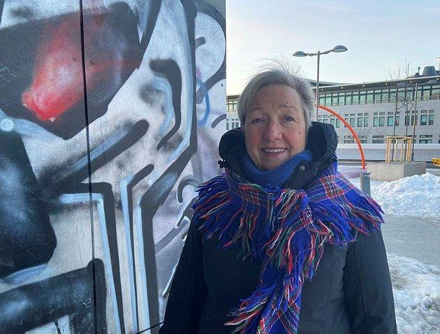 Kirsti Saxi, Fylkesråd for kultur, klima og miljø i Nordland fylkeskommune