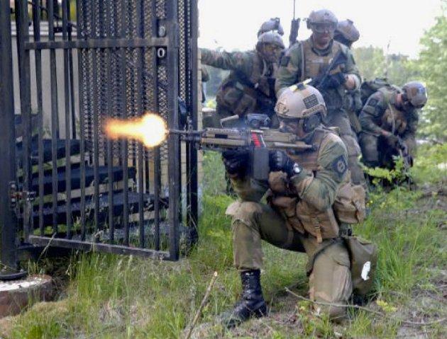 Svik og svekkelse: – Vi ber regjeringen legge frem en opptrappingsplan for Forsvaret for at Norge skal nå NATOs mål om forsvarsbevilgninger om to prosent av BNP i 2024. foto: forsvaret