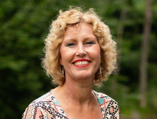 ØNSKER SATSING: Det er fullt mulig med en levende og digital privat sektor, også der de siste årene har vært preget av fraflytting, mener Kristin Saga i NHO Vestfold og Telemark.