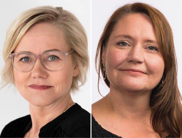 AUF skal ikke stå alene i kampen mot høyreekstreme konspirasjonsteorier, skriver Ingvild Kjerkol og Eva Kristin Hansen (Ap).