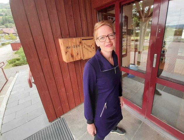 Gausdal kommune skal ta sin del av ansvaret for å få ned klimautslippene, lover Anette Musdalslien (39), listetopp for Sp.