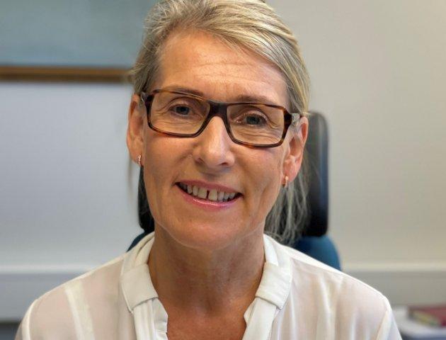 Hulda Gunnlaugsdottir.