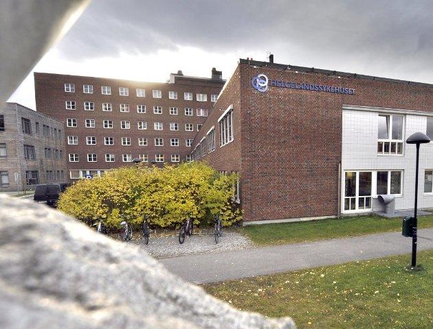 Lokalisering av Helgelandssykehuset er bare én av sakene det diskuteres friskt om på Helgeland.