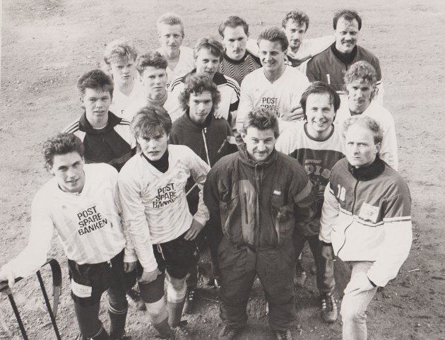 Stamsunds A-lag i 1989.
