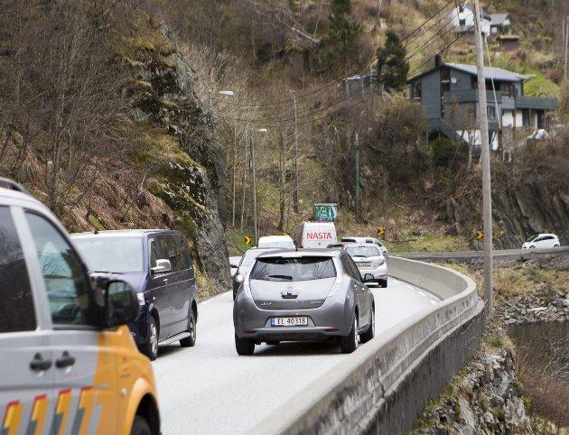 – Kjører man fra Vestlandet mot øst, er det som om det moderne Norge begynner først når en er kommet over fjellet.