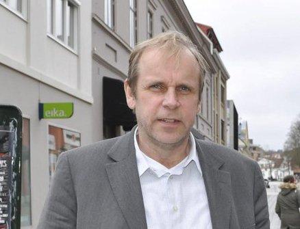 """SVARER:  Ole Kristian Sørlie i Facebook-gruppa """"Glad i Os""""."""
