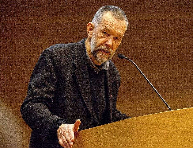 Klimapolitikk: – Vi kan ikke gjøre noe, vi må gjøre mye, skriver Martin Berthelsen i en kommentar til Kirsti Kierulfs (H) innlegg i Budstikka.arkivfoto: Henning Jønholdt
