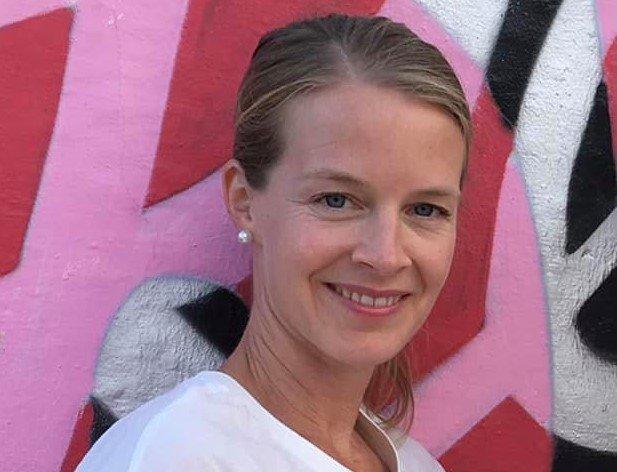 VINNAREN: Heidi Aabrekk frå Sandane har brukt eigne erfaringar til å utvikla konseptet med næringsrike, grønsakbaserte supper til pasientgruppa som er avhengig av sondemat. Juryen karakteriserte det som eit unikt prosjekt dei hadde stor tru på.