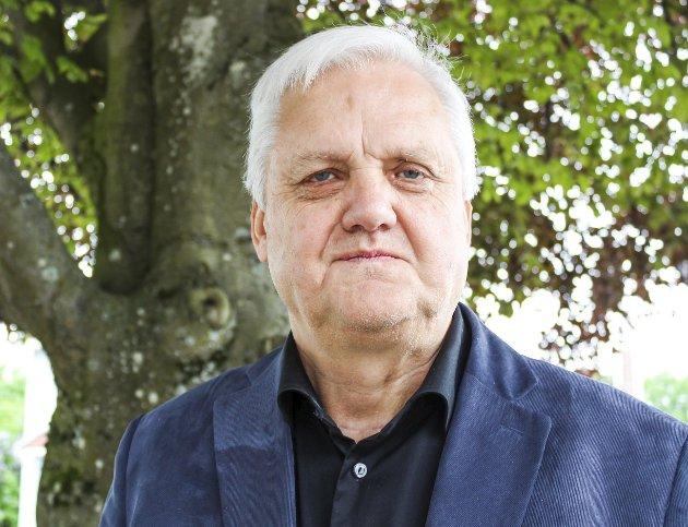 Politiker: Jørn Magdahl er opptatt av tilbudet  ved Støyten gård.