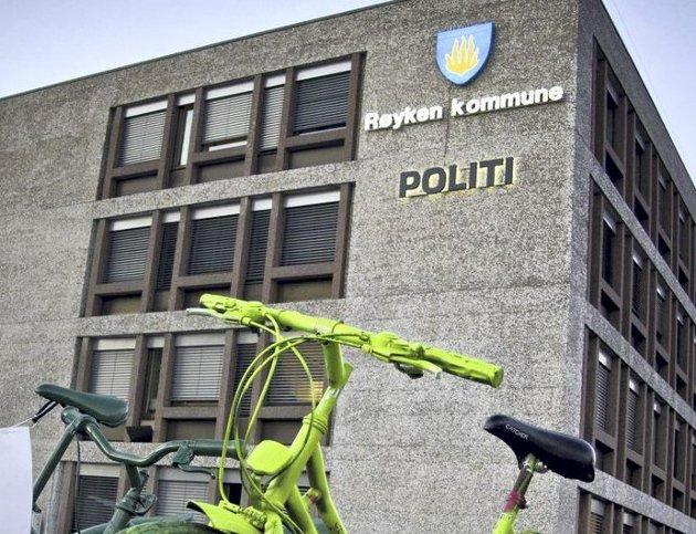 SYKKELBYGD: Røyken kommune satser på å bli en sykkelbygd – det er noe å ta etter.