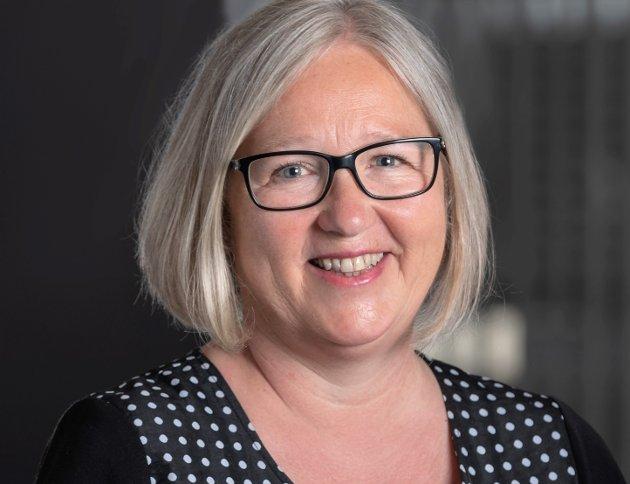 OVERGREP: - Skolene må slå tydelig ned på at elever begår overgrep mot lærere, skriver Rita Helgesen.